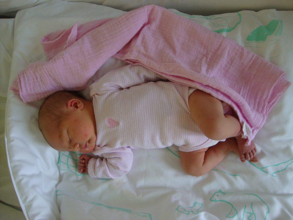 Hvornår er man for gammel til de unge mødre - da vi fik Bella var vi ihvertfald gamle nok til at blive forældre