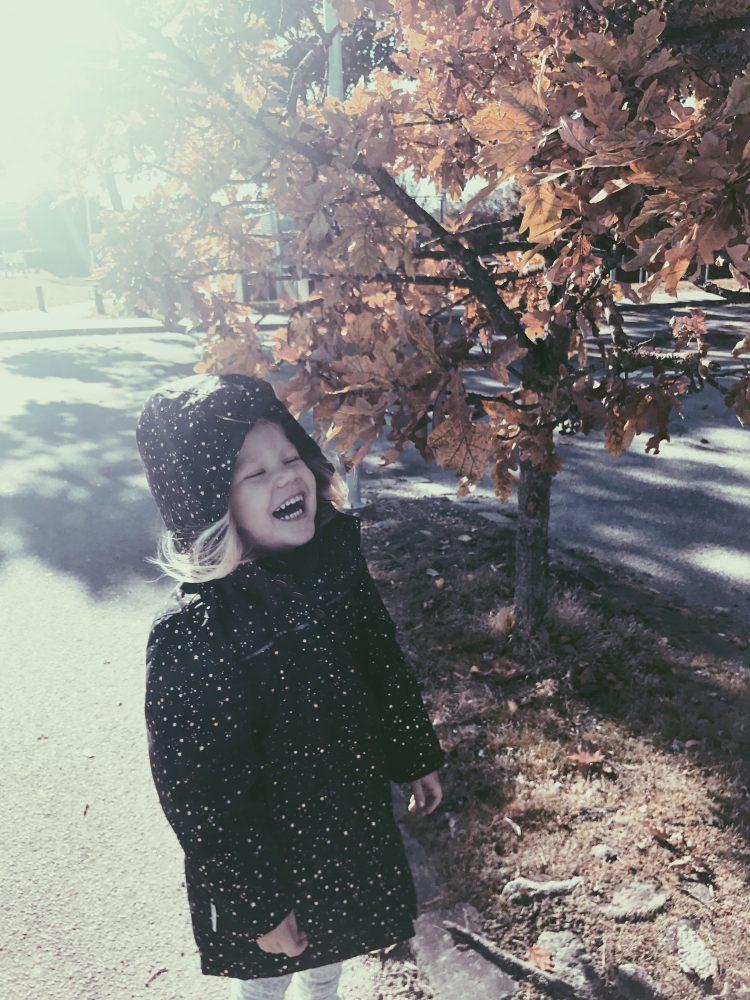 efteråret er her