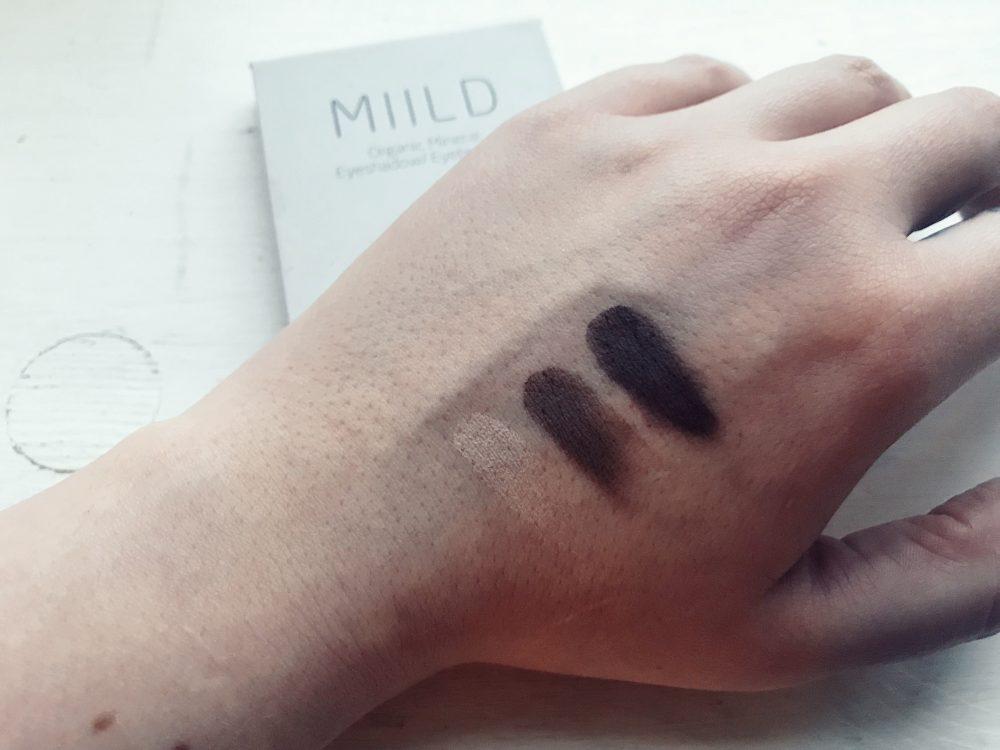 make up med god samvittighed - miild