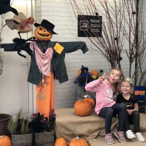 Halloween i Legoland i efterårsferien